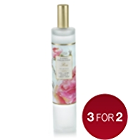 Floral Collection Rose 3 in 1 Body, Room & Linen Spray 100ml