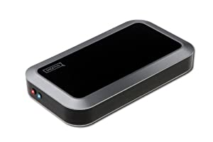 "Digitus 2.5"" external HDD enclosure SATA - eSATA / USB 2.0"
