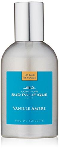 Comptoir Sud Pacifique Vanille Ambre Eau de Toilette Spray, 1 fl. oz.
