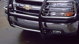 Amazon.com: 1999 2000 2001 2002 Chevy Silverado 1500 Stainless Steel