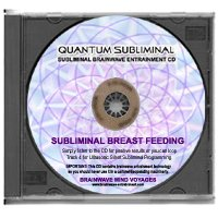 BMV Quantum Subliminal CD Breast Feeding: Nursing Lactation Aid (Ultrasonic Breastfeeding Series)