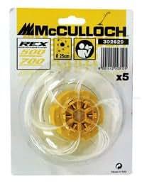 Mcculloch rex 500