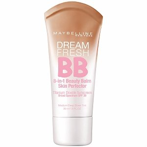 Maybelline Dream Fresh BB Cream Medium/Deep 1.0 Fl oz