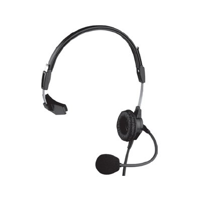 Single-Sided Headset With Flex
