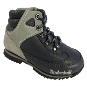 Timberland Boys 2.0 Sprint Hiker Boot - Navy Blue