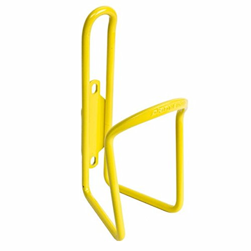 Planet Bike Alloy Water Bottle Cage, Yellow front-835847