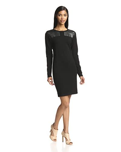525 America Women's Shoulder Patch Dress