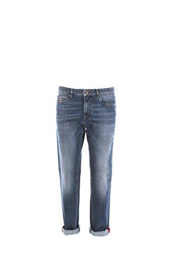 Jeans Uomo Henry Cotton's 34 Denim 12498 90 24534 Autunno Inverno 2016/17