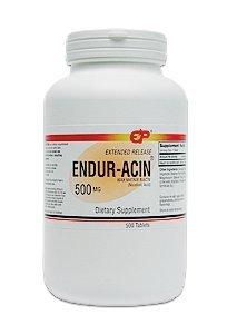 Endur-Acin 500 Mg Extended Relase Niacin 500 Tab
