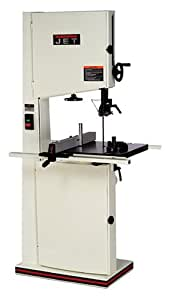 JET 710750 JWBS-18X 18-Inch 1-3/4-Horsepower Resaw Woodworking Bandsaw with Roller Guides, 115/230-Volt 1-Phase