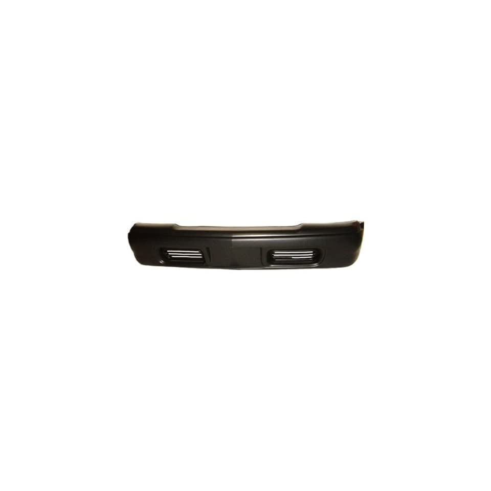 OE Replacement GMC S15/Sonoma/Envoy Front Bumper Cover (Partslink Number GM1000551) Automotive