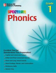 SPECTRUM PHONICS GR. 1 - 1