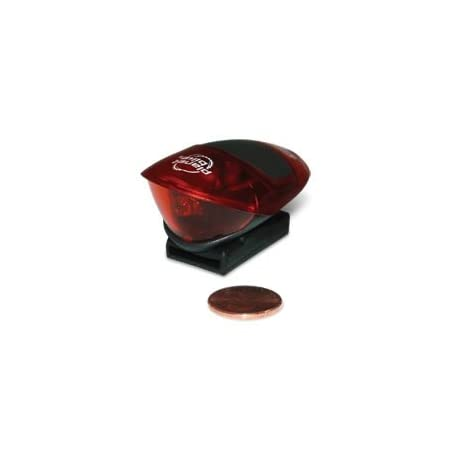 Planet Bike Spok Tail Micro LED Bicycle Tail Light - RED - 3043