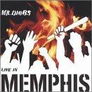 echange, troc Mr Dibbs - Live in Memphis
