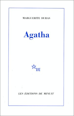 Agatha (Minuit) (French Edition)