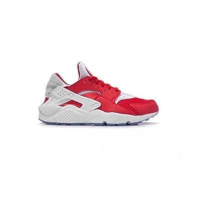 Nike Huarache Rot Weiß