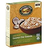 Chia Plus Coconut Chia Granola Cereal Organic 12.34 Ounces (Case of 12)