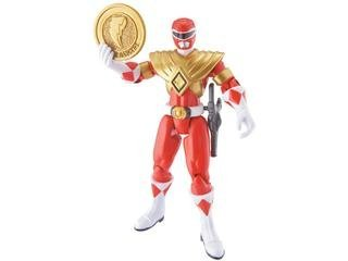 Power Ranger Mighty Morphin Power Up Red Ranger (Power Ranger Power Coins compare prices)