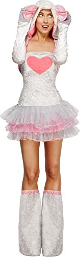 22796 Mauskostüm Kostüm Maus für Damen sexy Mäuschen Kleid Gr. 32-42