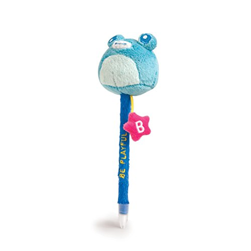 B.Duck Plush Pen, Froggy