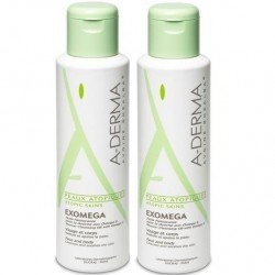 ADERMA EXOMEGA cleansing oil 500ML DUO