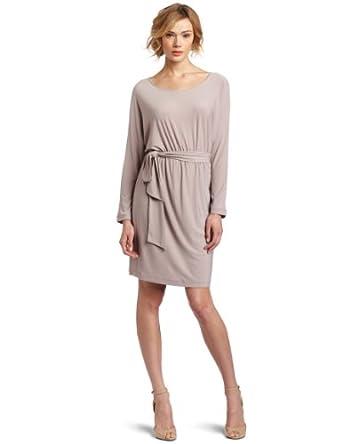 maxandcleo Women's Madilyn Dolman Sleeve Dress, Mauve Dust, X-Large