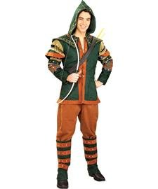 Adult Robin Hood Prince of Thieves Halloween Costume