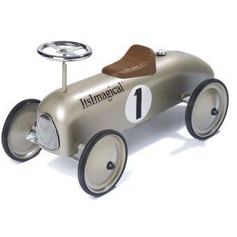 """Den Beitrag 'Babycar """"Autoclassic BOLIDO"""" - Oldtimer-Rennwagen zum ersten Geburtstag!' lesen"""