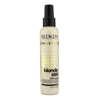 Redken Blonde Idol BBB Spray Lightweight Multi-Benefit Conditioner, 5 Ounce