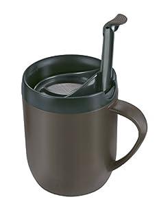 Zyliss Cafetiere Hot Mug, Grey