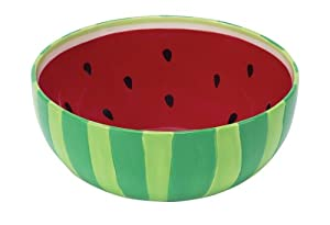 Boston Warehouse Picnic Party Watermelon Serving Bowl by Boston Warehouse