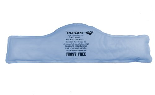 "Hot And Cold Comfort Packs (Cervical Neck 6""X 20"") Provides First Aid Pain Relief For The Neck, Shoulder, And Knee. Reusable And Convenient And Easy To Use. Made In The Usa. Satisfaction Guaranteed."