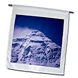 Danita Delimont - Mount Everest - Snowy Summit of Mt. Everest, Tibet, China-AS42 DBR0072 - Dave Bartruff - Flags - 12 x 18 inch Garden Flag