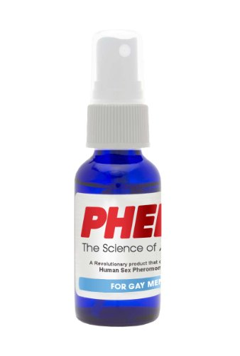 PherX Pheromone Cologne pour hommes Gay (attirer