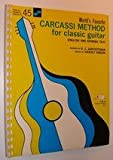 img - for Carcassi Method for Classic Guitar (World's Favorite Series, No. 45) book / textbook / text book