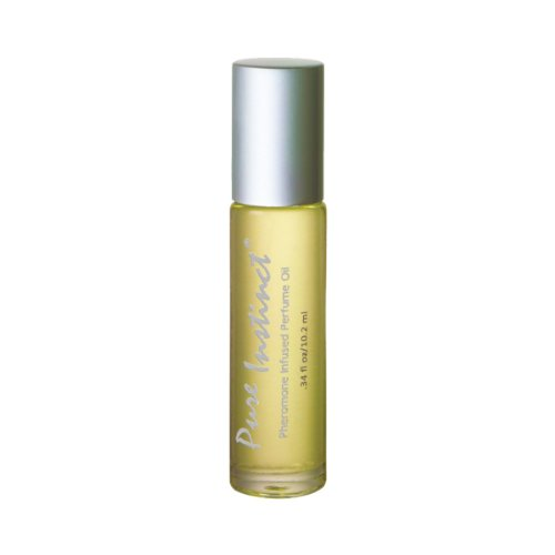 Pure Instinct Roll on Pheromone Infused Perfume/cologne from Jelique Products Inc