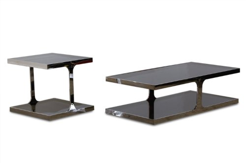 Cheap CT-CE19 Cocktal/End Table Set By Diamond Sofa (CT/CE19 2PC)