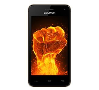 Celkon Q3K Power (Silver-Blue, 8GB)