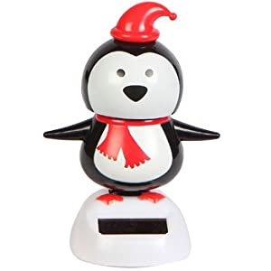 Solar Powered Dancing Penguin