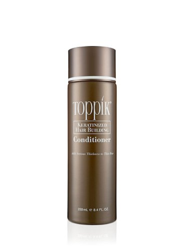 Toppik Keratinized Hair Building Conditioner, 8.4 oz / 250 ml
