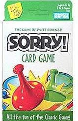 Sorry! Card Game - 1