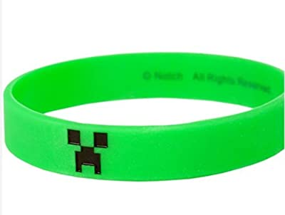 Minecraft Creeper Bracelet Small by Jinx