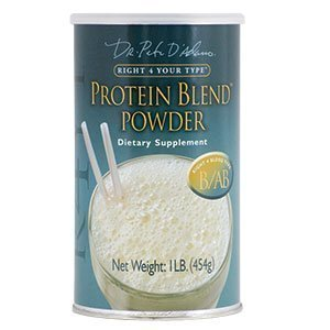 North American Pharmacal/D'Adamo - Protein Blend Powder (Type B/Ab) 454G