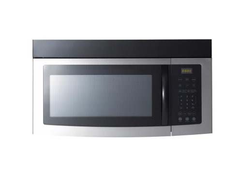 Countertop Microwave With Vent : ... Microwave with 220CFM Vent,Stainless Steel: SMH9151ST Countertop