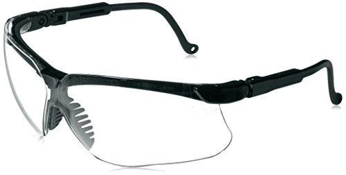 Howard Leight by Honeywell Genesis Sharp-Shooter Safety Eyewear, Clear Lens (R-03570) (Shooting Range Glasses compare prices)