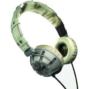 House Of Marley Em-Jh000-Du On Ear Headphone Dubwise With Carry Bag