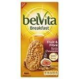 Belvita Breakfast Fruit & Fibre Biscuits 300G