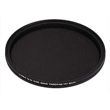 Fotga 82Mm Slim Fader Neutral Density Nd Filter Variable Adjustable Nd2 To Nd400