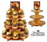 Wilton Pirates of the Caribbean Treat Stand