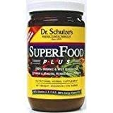 Dr. Schulzes Superfood Plus Meal Replacement Powder, 14 Ounce